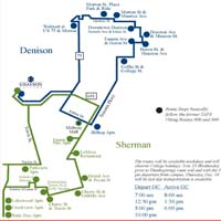 New bus routes to assist students