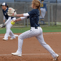 thumbnail picture of softball girl throwing ball.