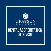 Dental Accreditation Site Visit